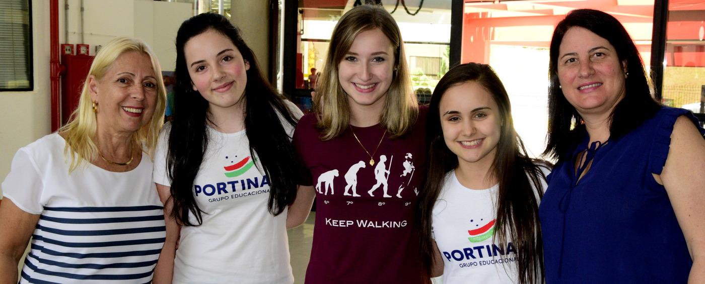 Portinari é destaque no Sistema de Ensino Poliedro