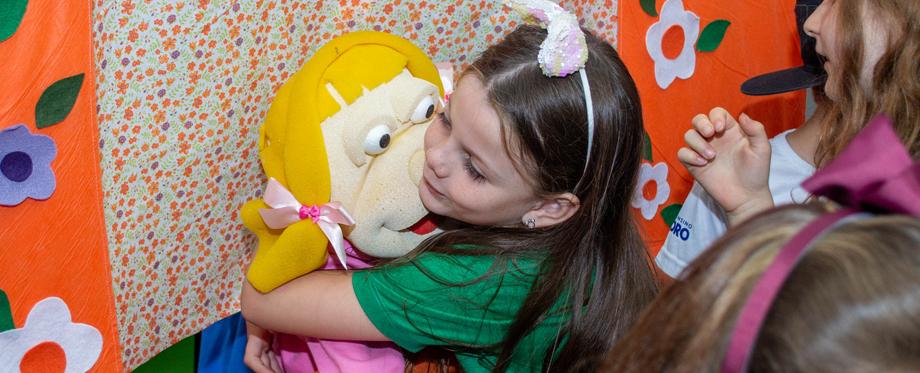 Portinari celebra o Dia das Crianças com atividades recreativas