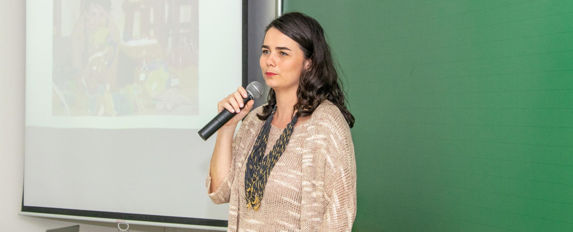 Educadores do Portinari recebem palestra sobre Educação Emocional