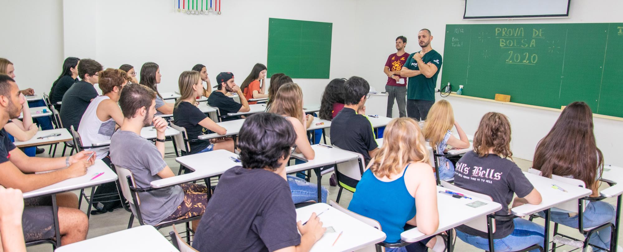Jovens de Limeira e região participam da Prova de Bolsas para o Pré-Vestibular 2020