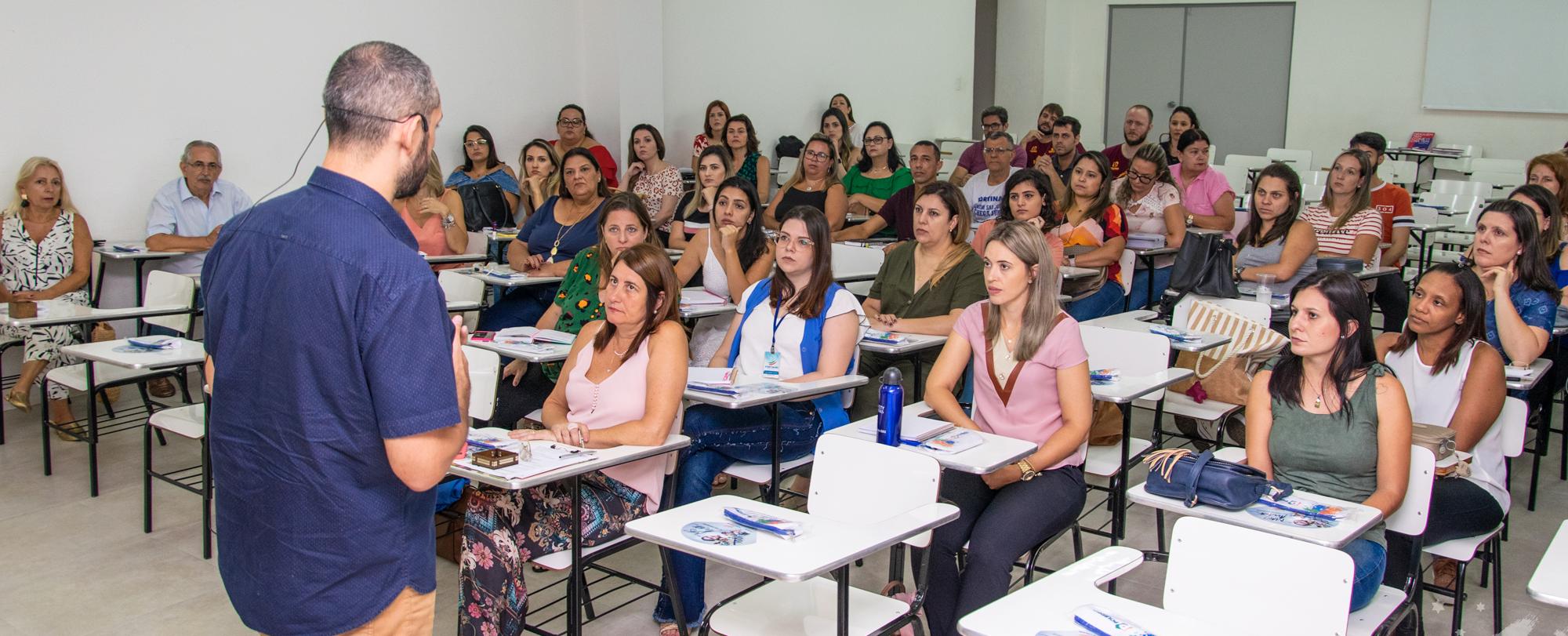 Educadores do Portinari participam do Planejamento 2020